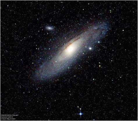Andromeda Galaxy Milky Way Next Door Neighbor