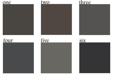 best dark grey paint colors paint colors bynum design blog