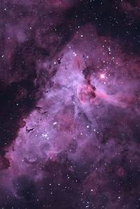 13 Purple Nebula Images