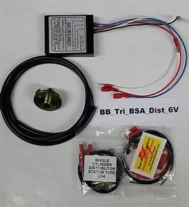 Boyer Bransden Electronic Ignition Kit  U2013 Triumph    Bsa