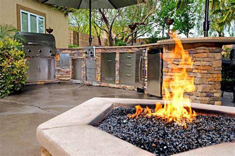 cuisine de jardin concevoir une cuisine d 39 été extérieure conseils et