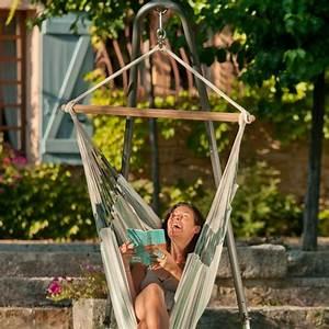 Support Chaise Hamac : support pour chaise hamac ~ Melissatoandfro.com Idées de Décoration
