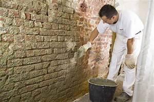 Feuchtigkeit Im Mauerwerk Beseitigen : feuchtigkeitssch den an der wand was tun isotec hilft ihnen ~ Watch28wear.com Haus und Dekorationen
