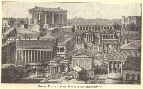 cityscape  ancient rome student handouts