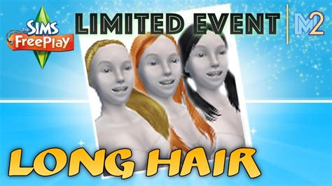 sims freeplay long hair event review walkthrough