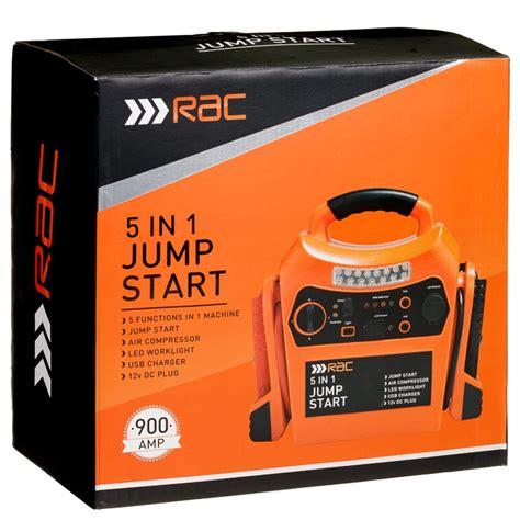 Rac 5-in-1 Jump Start