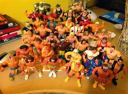 Wwf Hasbro Figures Wwe Wrestling 1990 1991