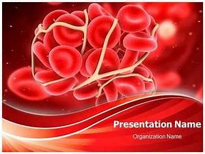 make a professional looking hematology field and related With blood ppt templates free download