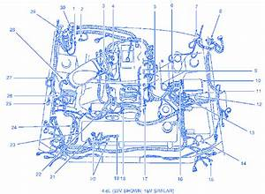 Fuel System Wiring Diagram For 2000 Mustang 3822 Julialik Es