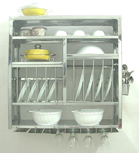 dish drying display rack stainless steel hand  wall hanging xx cm buy