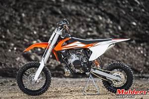 KTM 50 SX 2016 Mulders Motoren
