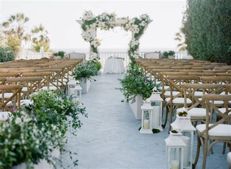 california wedding venue shutters   beach  santa