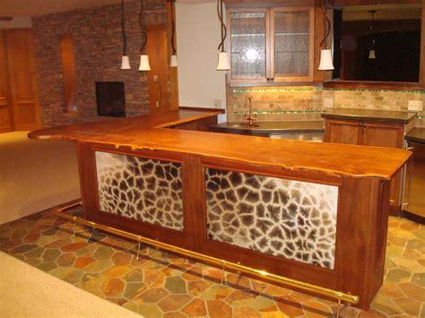 Custom Made Bars by Made Residential Bar By Feldk Design Associates