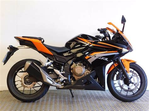 Used Honda Cbr500 Available For Sale, Black, 1218 Miles