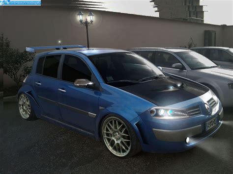 renault megane 2004 tuning renault megane 2 by amodio tuning virtualtuning it