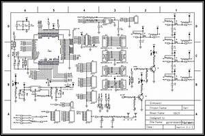 Marshall Class 5 Schematic Diagram