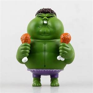 New Fatty Version Hulk The Avengers 2 Incredible Fat Thor ...