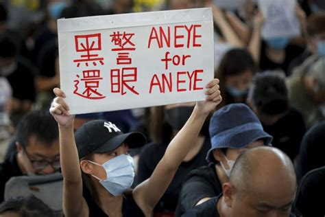 commentary violence  hong kong   terrorism  trading news