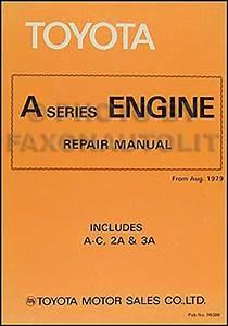 1982 Toyota Tercel Electrical Wiring Diagram Original