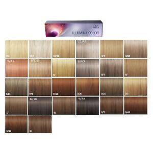 Illumina Color by Wella Illumina Color Permanent Creme Hair Color 60ml