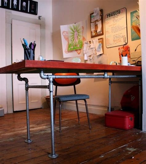 idee bureau fabriquer un bureau soi même 15 idées inspirantes