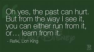 INSPIRATIONAL DISNEY MOVIE QUOTES ABOUT LIFE image quotes ...