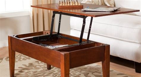 coffee table with hidden storage 6 step by step tutorials on diy coffee tables with hidden