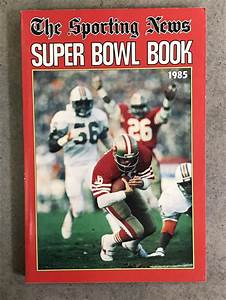 The Sporting News Tsn Nfl Football Super Bowl Book Guide