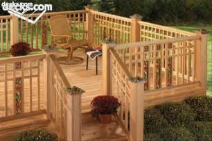 deck railing ideas decks com