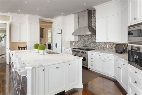 beautiful white kitchen design ideas