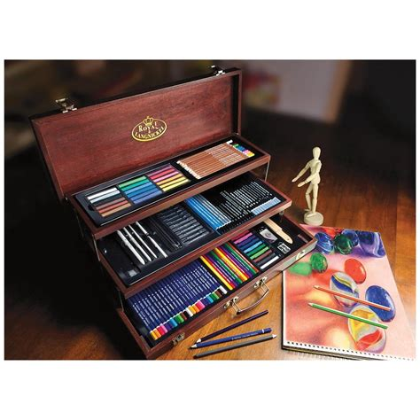 royal langnickel artist premier drawing sketching set