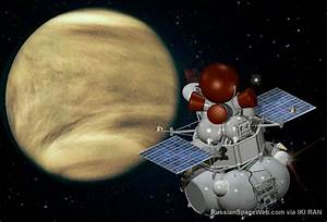 Venera-D mission