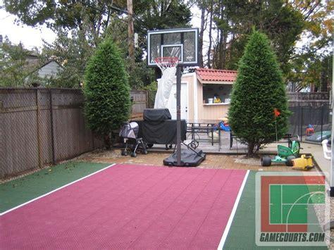 backyard basketball courts toronto boys backyard