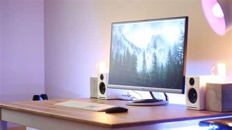 ultimate desk setup youtube