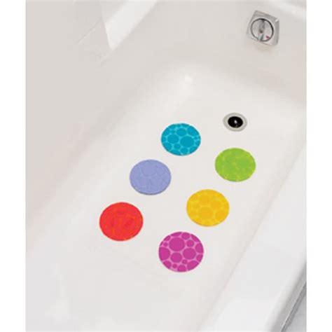 tapis de baignoire antiderapant design munchkin tapis de bain 6 ronds antid 233 rapant