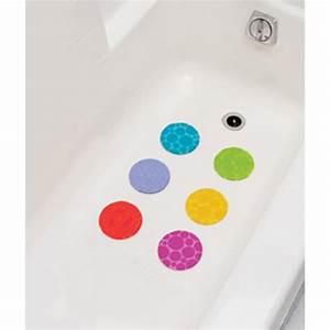 Tapis De Bain Bébé : munchkin tapis de bain 6 ronds antid rapant ~ Dailycaller-alerts.com Idées de Décoration