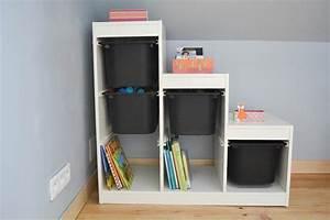 Rangement Ikea Chambre : ranger des livres dans une chambre affordable meuble de rangement livre rangement livre chambre ~ Teatrodelosmanantiales.com Idées de Décoration