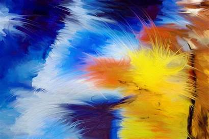 Abstract Painting Wallpapers Backgrounds Background Computer Wall