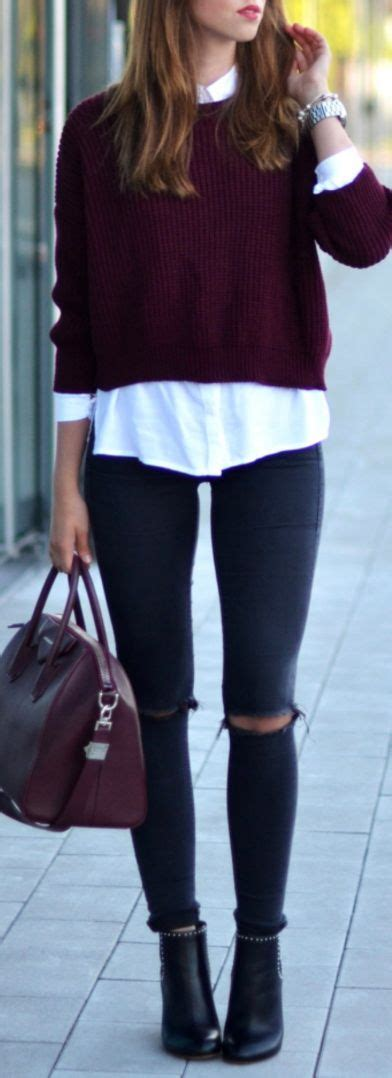 Fashion Trends Daily - 34 Chic Outfits On The Street (Fall - Winter) 2015 | Estilo De Otou00f1o ...