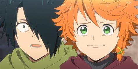 The Promised Neverland Anime Rushes Norman S Return CBR