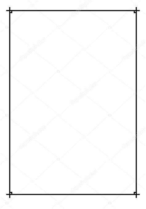 frame border  page vector vintage simple decorative