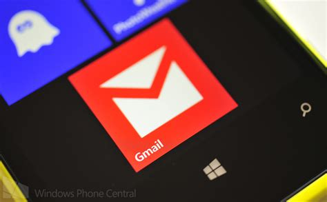gmail app based of ios codebase comes to windows phone