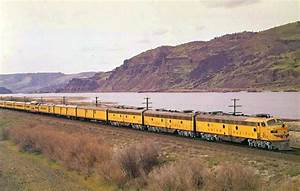 The Union Pacific's Challenger Streamliner