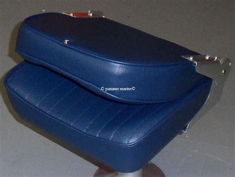 siege de bateau siege plastimo pour bateau pliable vinyl blanc