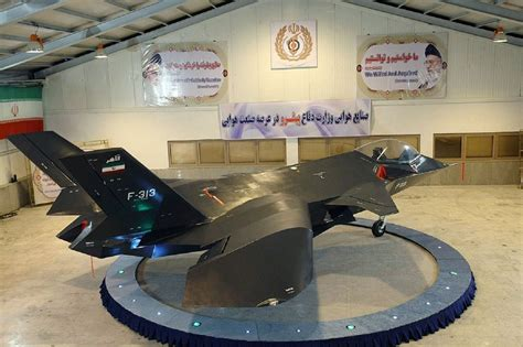 Iran's So-Called 'Stealth' Fighter Is a Paper Tiger | The ...
