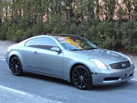 Used 2006 Infiniti G35 Coupe Touring At Auto House Usa Saugus