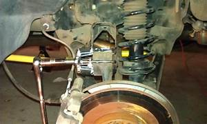 Suspension How-to  Control Arm Bushings