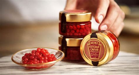 Has Heinz made the fanciest ketchup in the world? (Hint ...