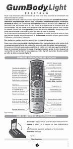 Multimetre Digital Mode D Emploi : mode d 39 emploi meliconi digital light 6 t l commande ~ Dailycaller-alerts.com Idées de Décoration