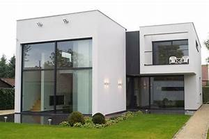 stunning maison moderne contact contemporary design With facade de maison moderne